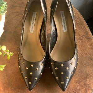 Diane vin Furstenberg | studded heels
